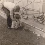 Richard bij Witte Molen in 1964 2 jaar oud.jpg