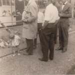 white Mill 1964 with his father and Hein Familie.jpg